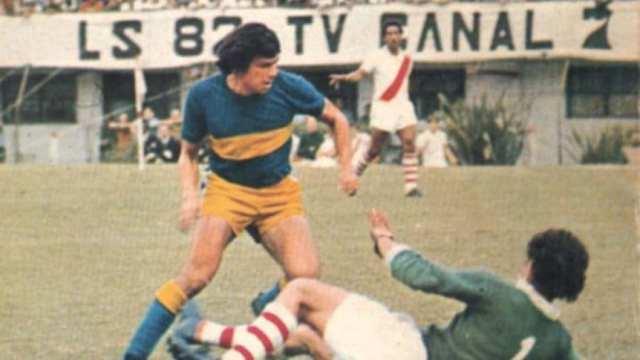 Falleció Ramón Héctor Ponce, recordado delantero de Boca