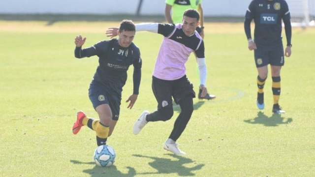 Rosario Central venció a Fénix en un amistoso