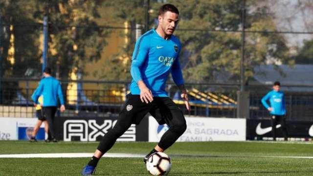 Boca aceptó la oferta de Cagliari por Nahitan Nández