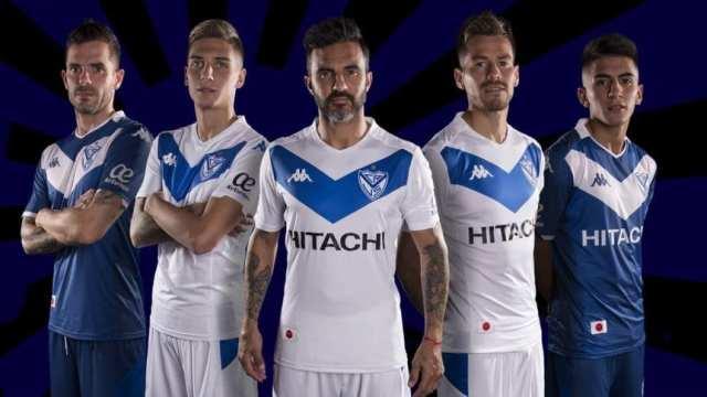 La nueva camiseta de Vélez, en homenaje al título de 1994