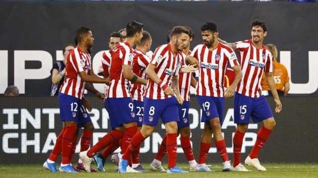 Real y Atlético mudan el clásico de Madrid a Estados Unidos