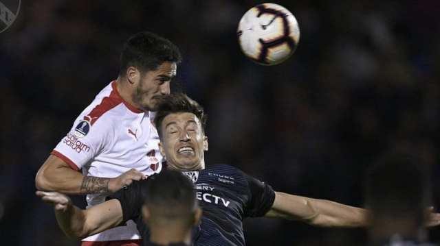 Independiente perdió y quedó eliminado en cuartos de final de Copa Sudamericana
