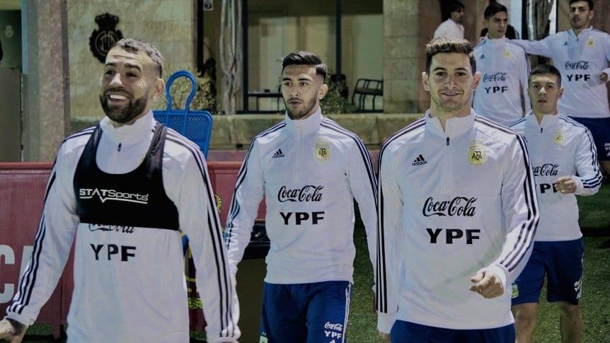 El amistoso de la Selección Argentina ante Uruguay, en jaque por los ataques en Israel