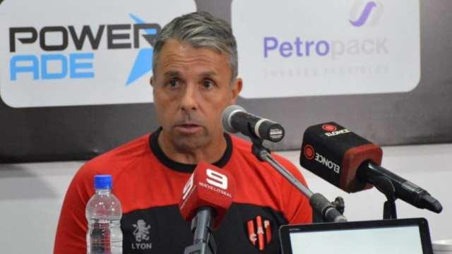Patronato anunció la contratación de Germán Rivero
