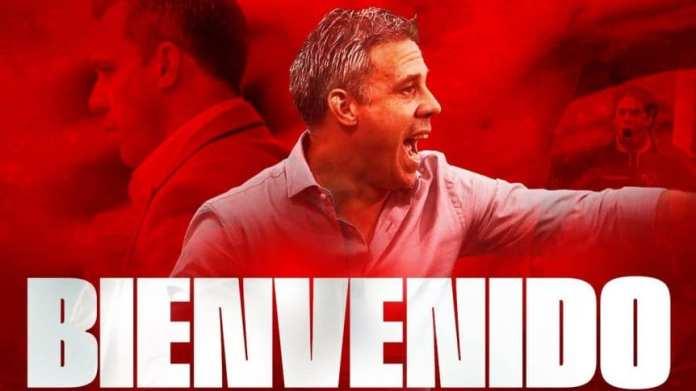 'Bienvenido a casa': Independiente oficializó la llegada de Pusineri