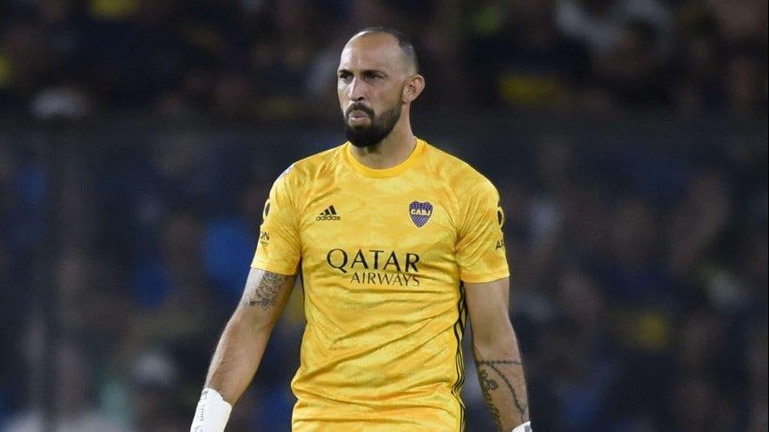 Por qué Marcos Díaz no sigue en Boca? - TyC Sports