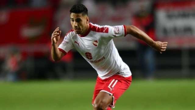 Cecilio Domínguez no jugará más en Independiente