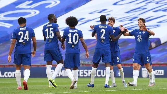 Chelsea venció al Manchester United y se metió en la final de la FA Cup