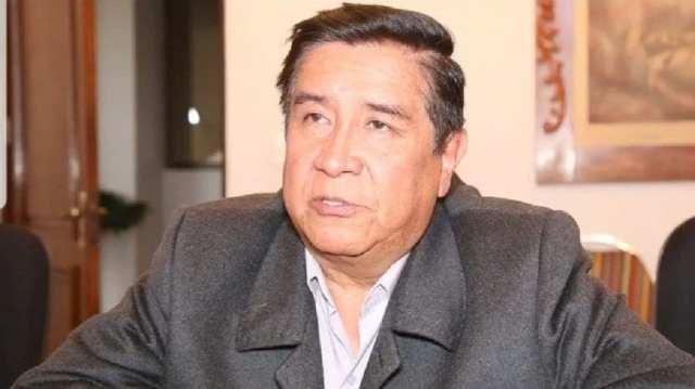 Tenía coronavirus: falleció el presidente de la Federación Boliviana de Fútbol