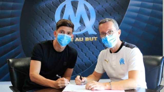 Oficial: Balerdi es nuevo refuerzo del Olympique de Marsella