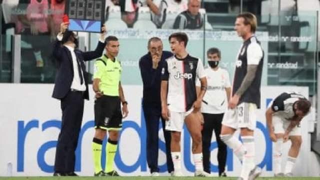 Alarma en Juventus: Dybala salió lesionado