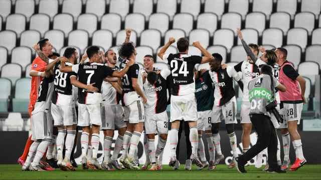 Rey de Italia: Juventus se consagró campeón por novena vez consecutiva