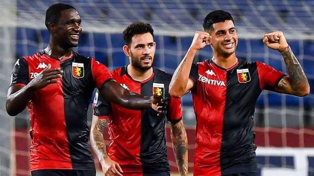 Serie A: Genoa ganó con un gol de Cristian Romero y condenó al Lecce