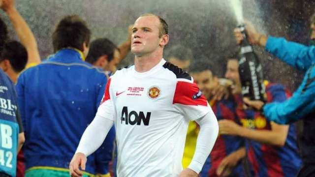Rooney apuntó contra Ferguson por las finales perdidas ante el Barsa