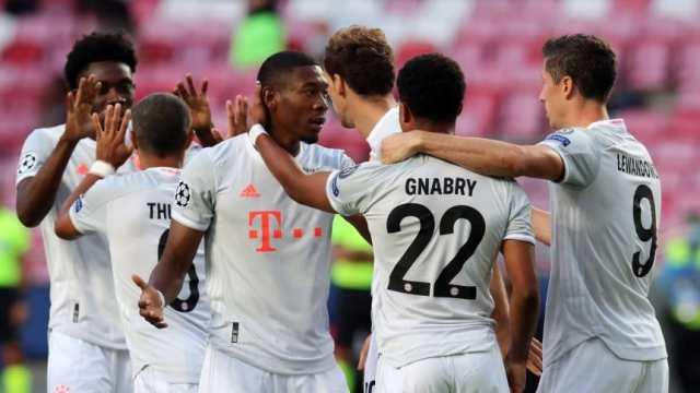 Bayern Munich aplastó al Barcelona con un 8-2 y avanzó a semifinales