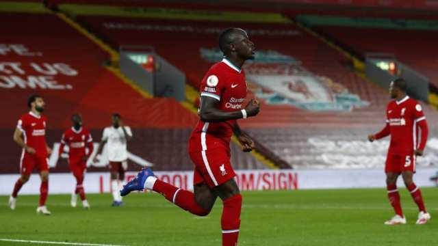 Premier League: Liverpool reaccionó, lo dio vuelta y se sube a la punta