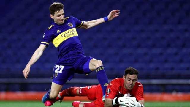Las dos chances de Soldano para desahogarse en Boca-Libertad