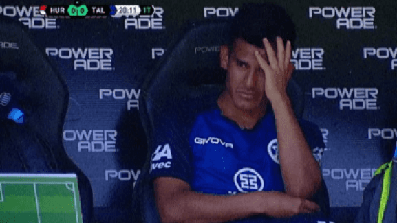 Otra lesión de Aldo Araujo en Talleres... ¿Qué le pasó?