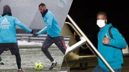 Concern in Spain: matches are in danger due to weather conditions