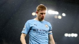 Sensitive loss in Manchester City: De Bruyne, absent between four and six weeks due to injury