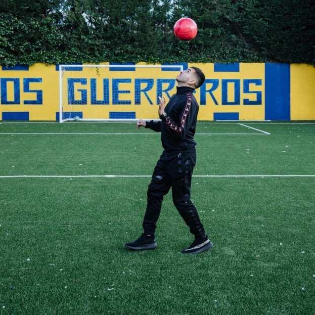 Ángel Correa: 'Me gustaría jugar en Rosario Central porque soy hincha'