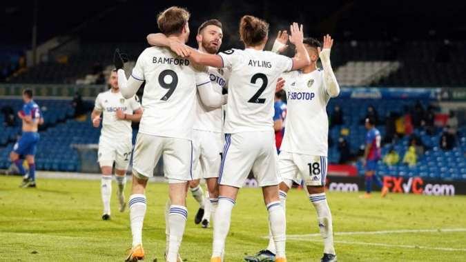Premier League: El Leeds de Bielsa le ganó a Crystal Palace