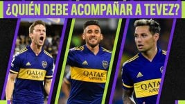 Votá: Who should accompany Tevez in the Boca attack?