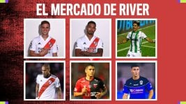 River's market: did it bring experience or just bets?