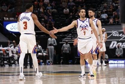 Facundo Campazzo - Denver Nuggets NBA