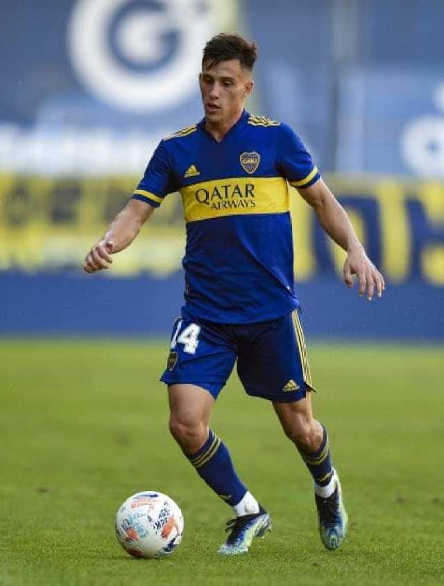 Nicolás Capaldo - Boca