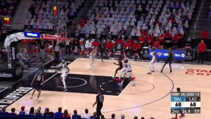 Dallas Mavericks vs. Los Angeles Clippers