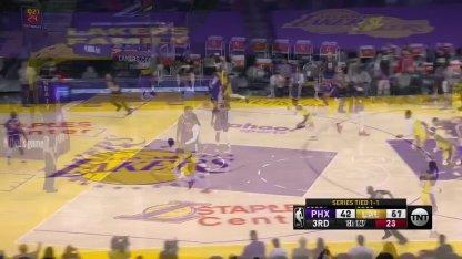Los Angeles Lakers vs. Phoenix Suns
