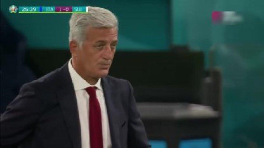 ITALY SWITZERLAND GOAL LOCATELLI 1-0