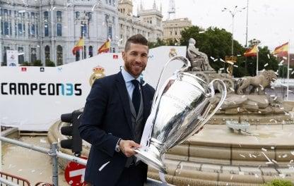 Sergio Ramos - Champions League