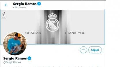 Sergio Ramos cover