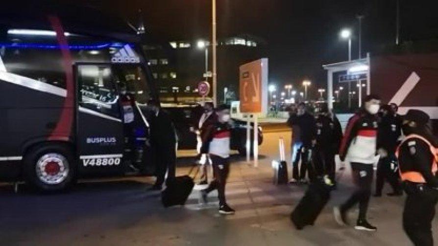 River viaja a Orlando con el alta a Paulo Díaz