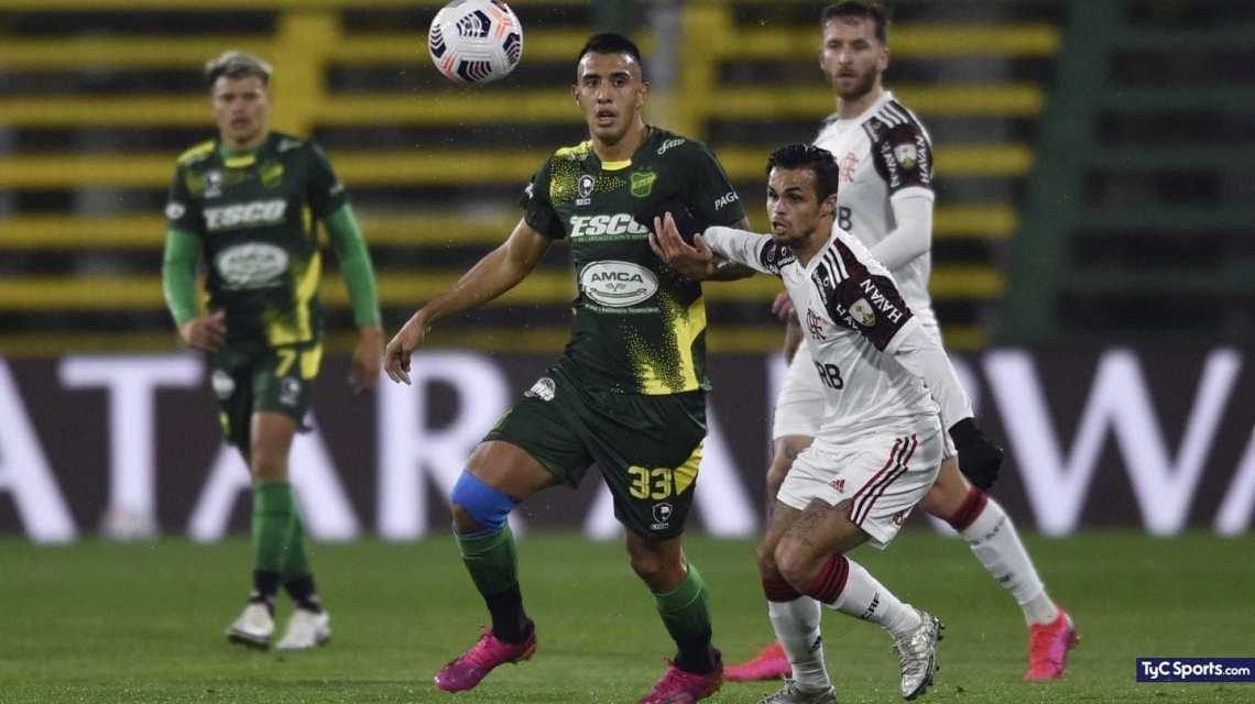 Cuándo juegan Defensa y Justicia vs Flamengo, por la Llave 1 Copa  Libertadores - TyC Sports