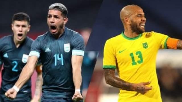 Argentina - Brasil Juegos Olímpicos