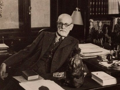 Día el Psicólogo - Freud