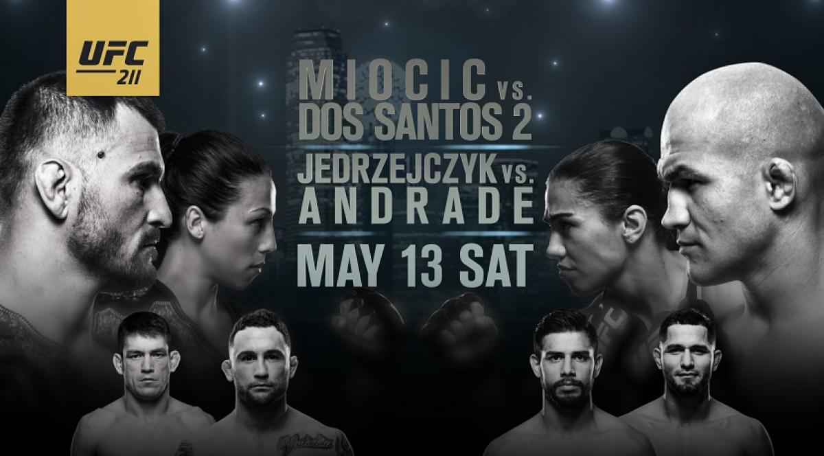 Image result for ufc 211 poster