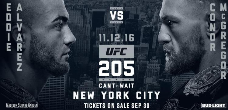 Image result for ufc 205 mcgregor vs alvarez
