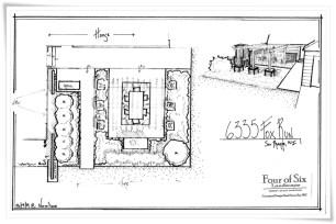 Prairie Pergola landscape design
