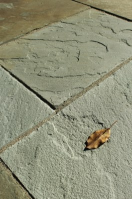 Bluestone paving