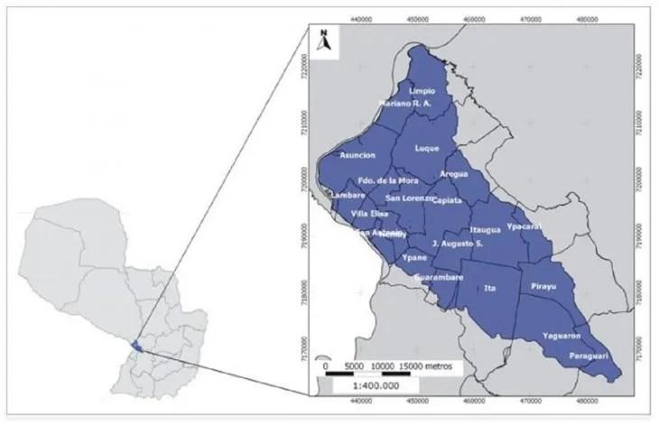 Del Acuífero Patiño se abastecen varias ciudades del centro de la región Oriental.