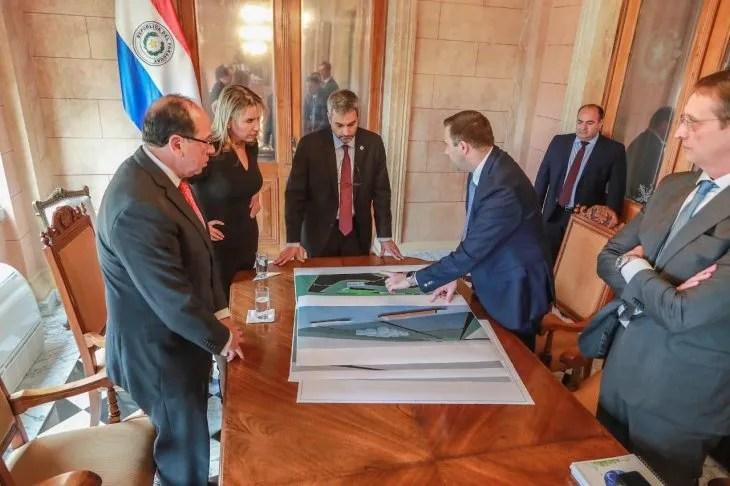 ECB Group instalará una planta de Omega Green en Paraguay con una inversión de USD 800 millones.