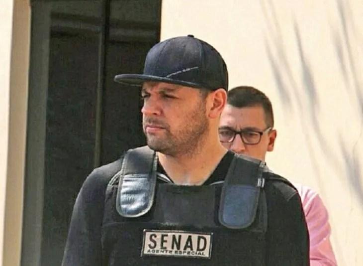 Reinaldo Cucho Cabaña está recluido en la Penitenciaría Nacional de Tacumbú.