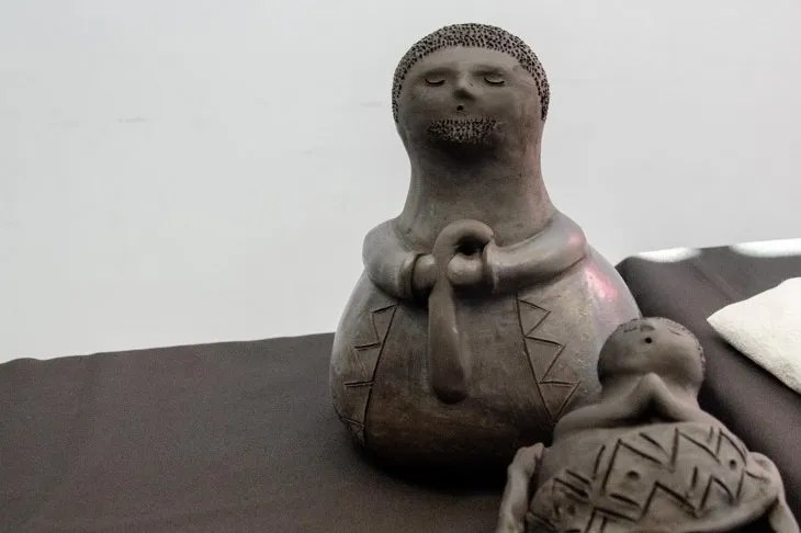 <p>Otra artesan&iacute;a paraguaya.</p>