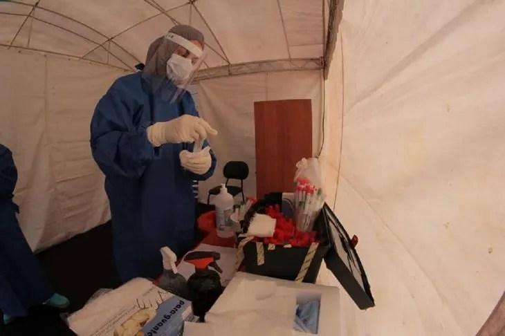 El Ministerio de Salud informó sobre los casos positivos de coronavirus (Covid-19).