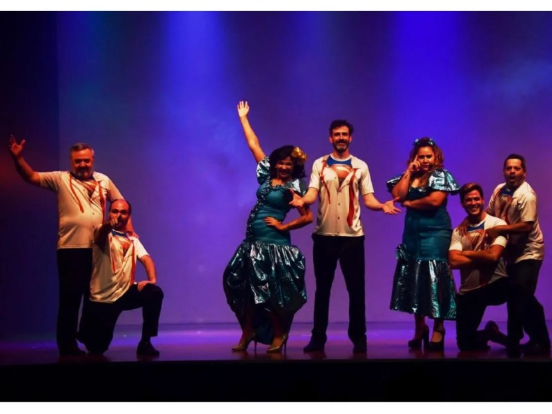 Weekend theaters arrive with humor, music and monologues - World Today News