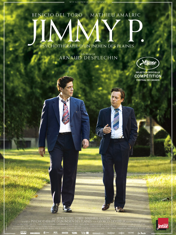 Jimmy P arnaud desplechins (médiathèque numérique -nouvelle fenêtre)